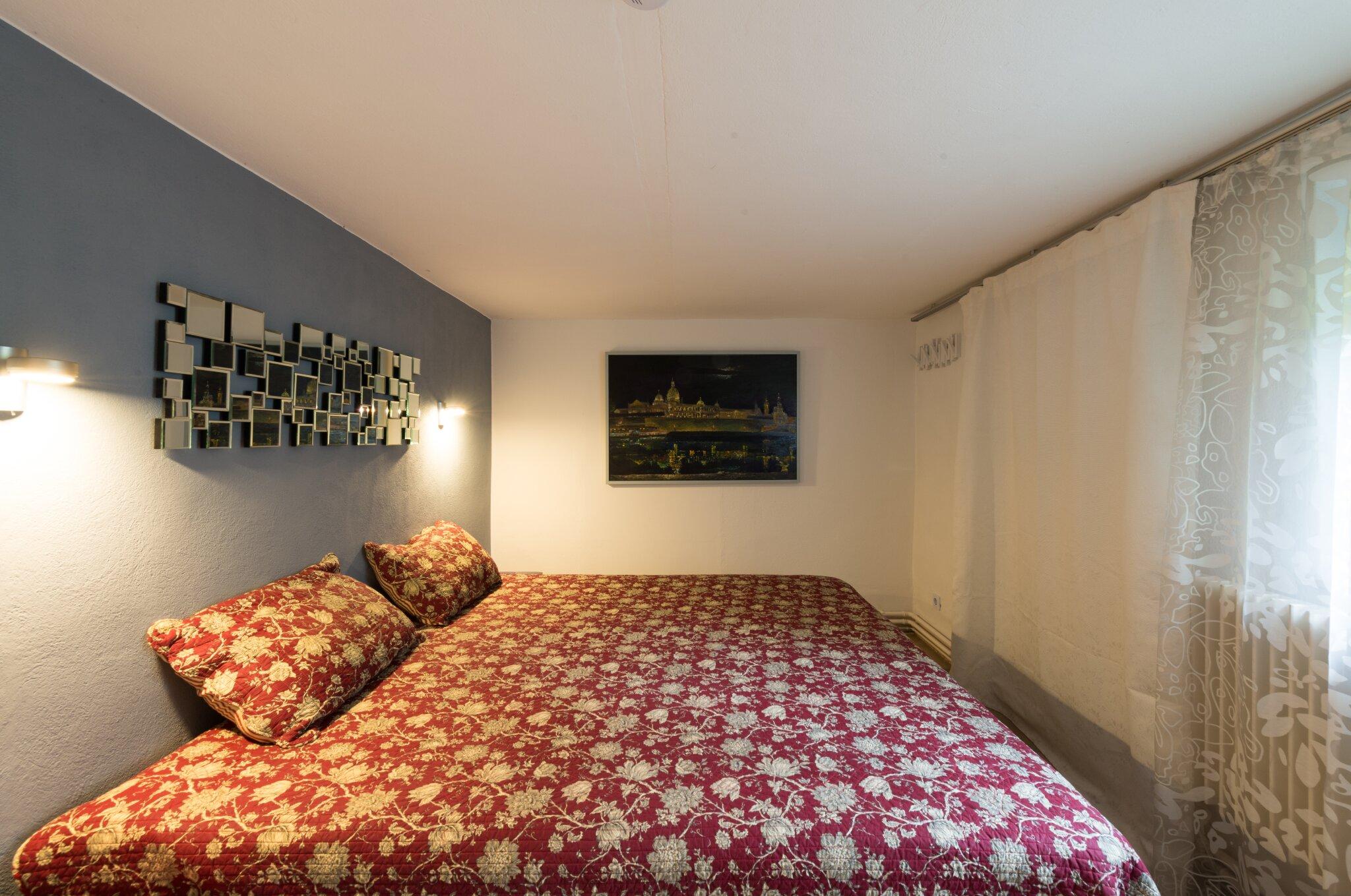 Oberes Schlafzimmer für 2