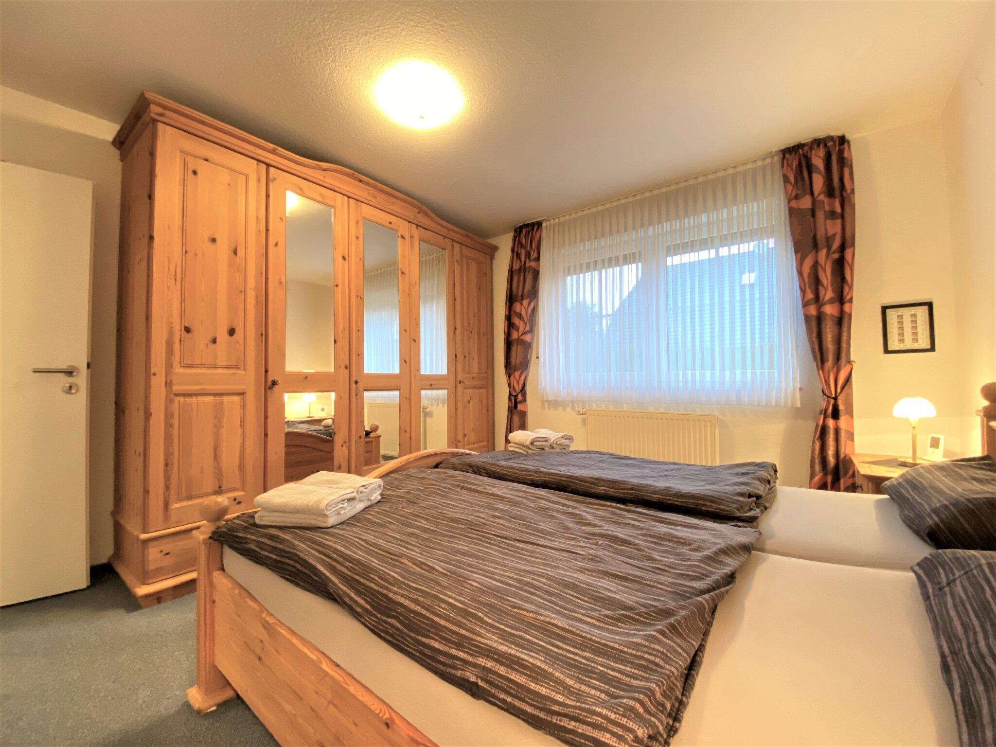 Das behagliche Schlafzimmer