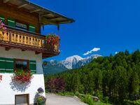 Haus Wiesenlehen - Ferienwohnung Nr. 6 in Bischofswiesen - kleines Detailbild