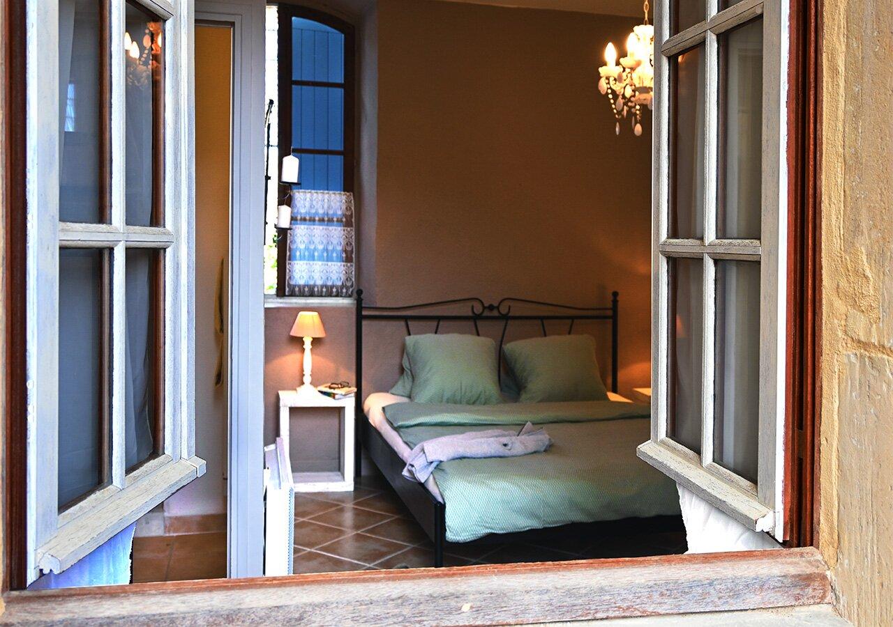 """Wohnung """"Romeo"""" - Schlafzimmer"""