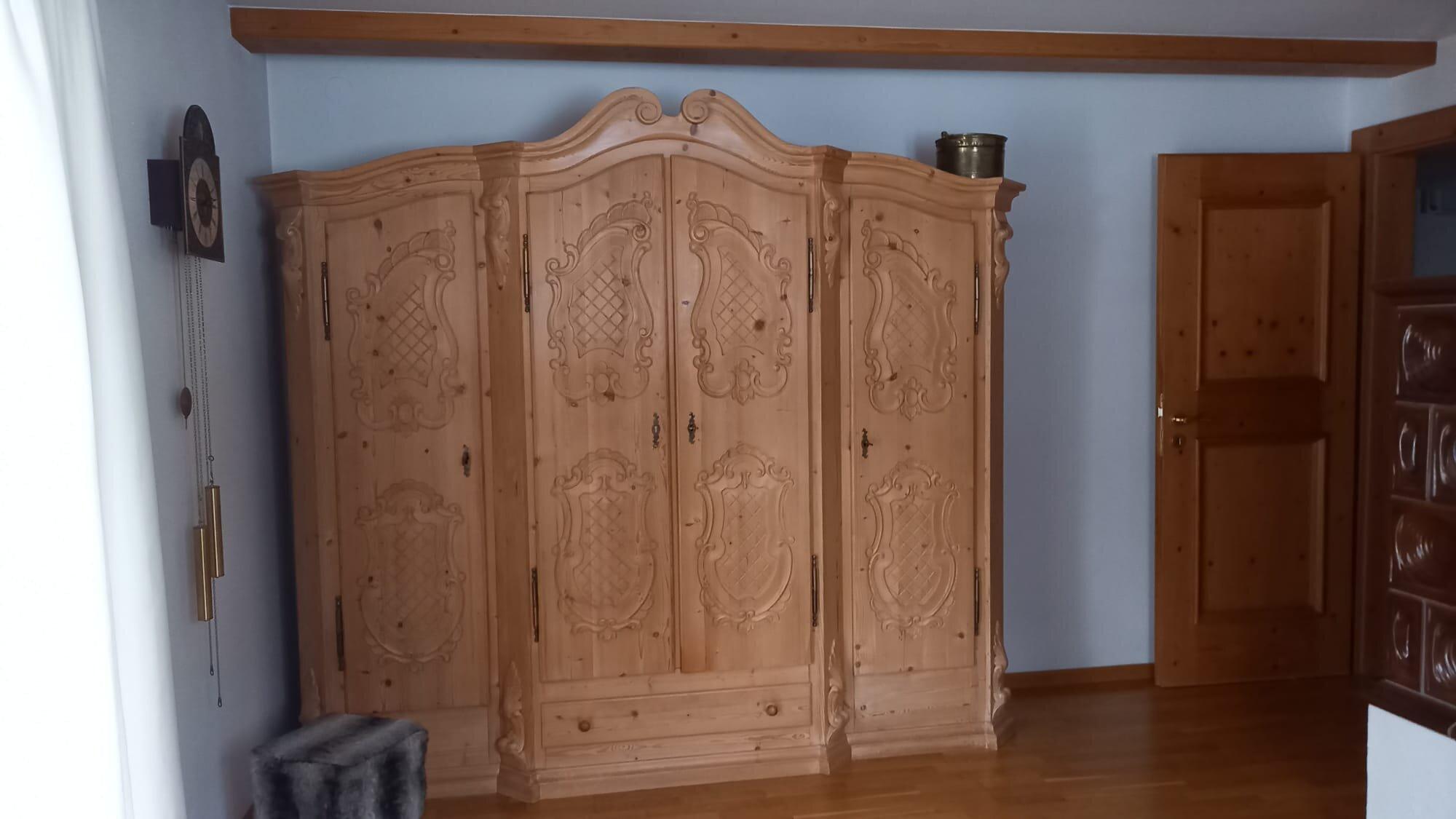 Wohnung Wank - Ihre Terrasse