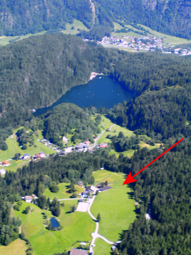 Unsere Ferienanlage u. Piburgersee