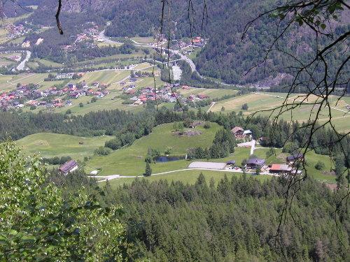 Panorama unserer Ferienanlage