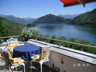 Ferienwohnung Lang - Montelago Cond. I in Brusimpiano - Italien - kleines Detailbild