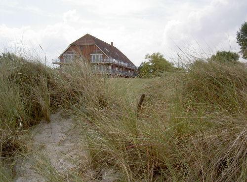 Blick von Strand