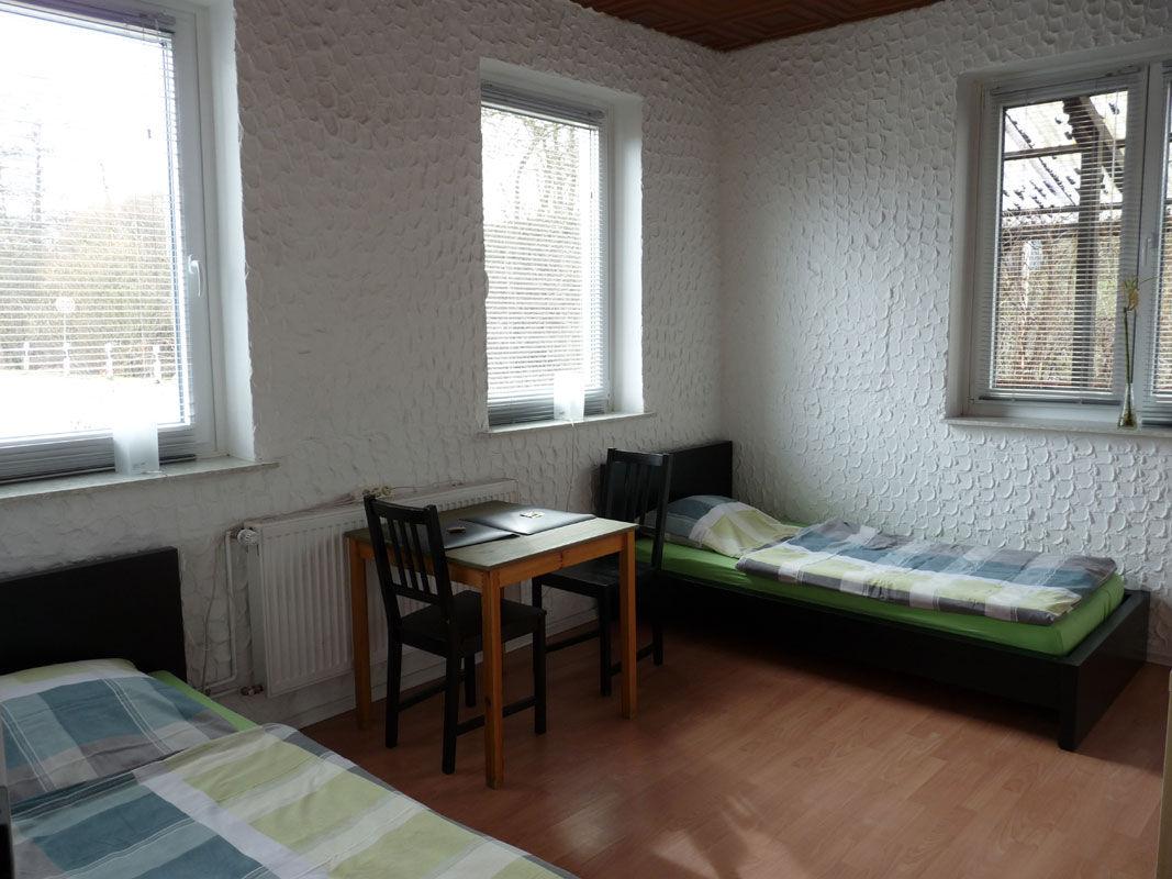 Doppelzimmer Erdgeschoß