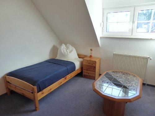 das dritte Schlafzimmer mit viel Licht