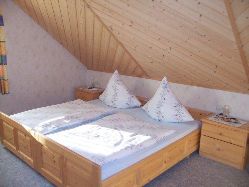 Schlafzimmer 1. Ansicht