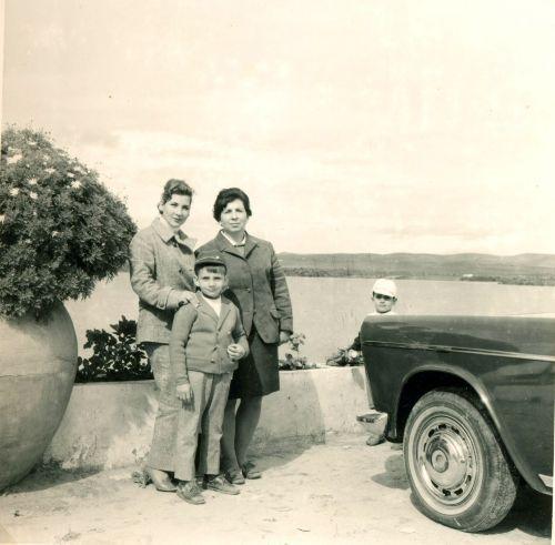 Generationen der Familia Vidal