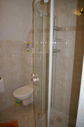 Badezimmer, Dusche