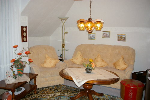 Wohnzimmer, Sitzecke