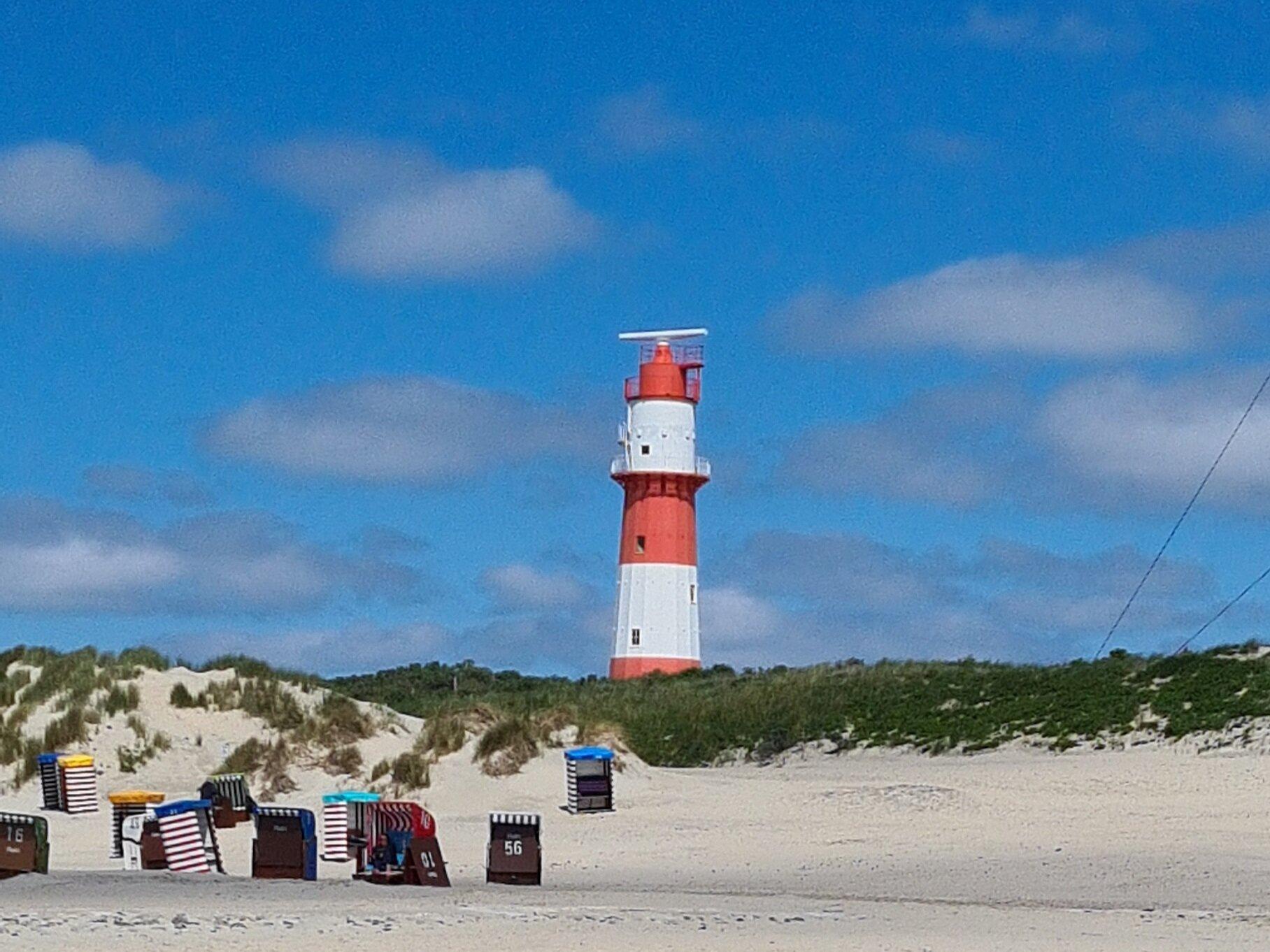 Umgebung von Ferienwohnung 'Südliche Dünen'