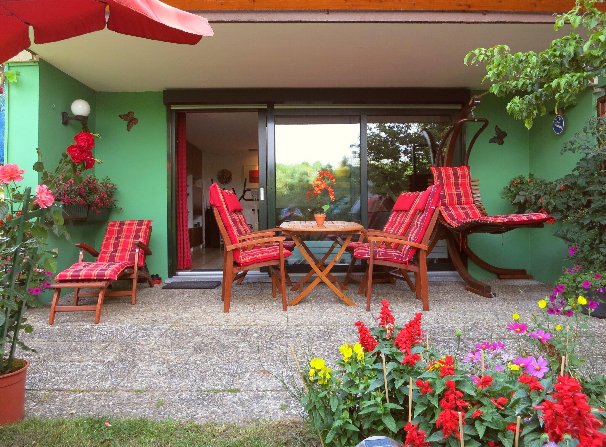 Ferienhaus Singer im Herbst
