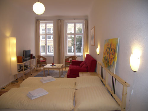 Sommerpension Fewo 11 Zimmer 3