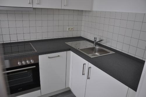 Die Küche wurde 11/2014 neu eingebaut