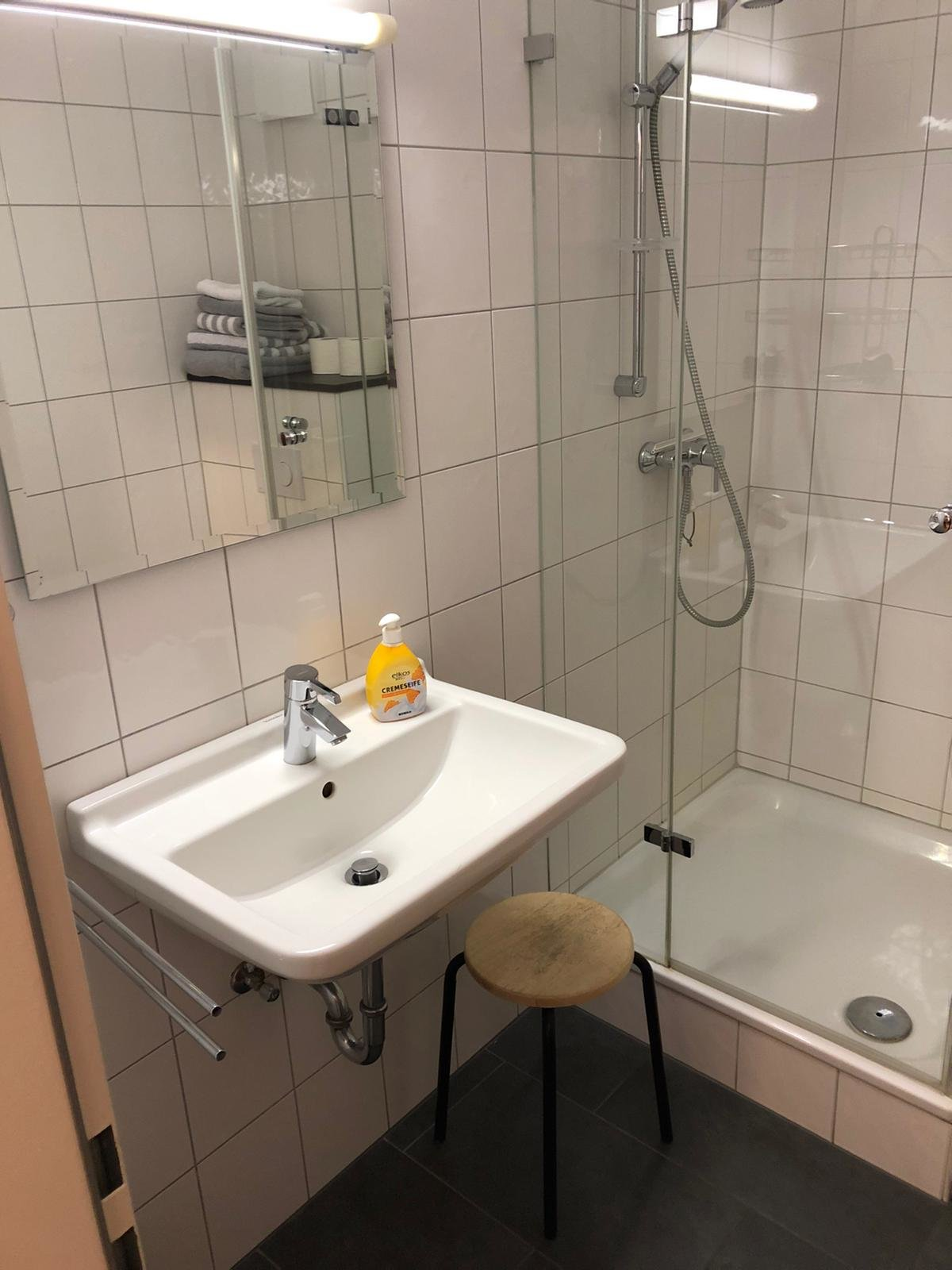 Badezimmer komplett neu renoviert