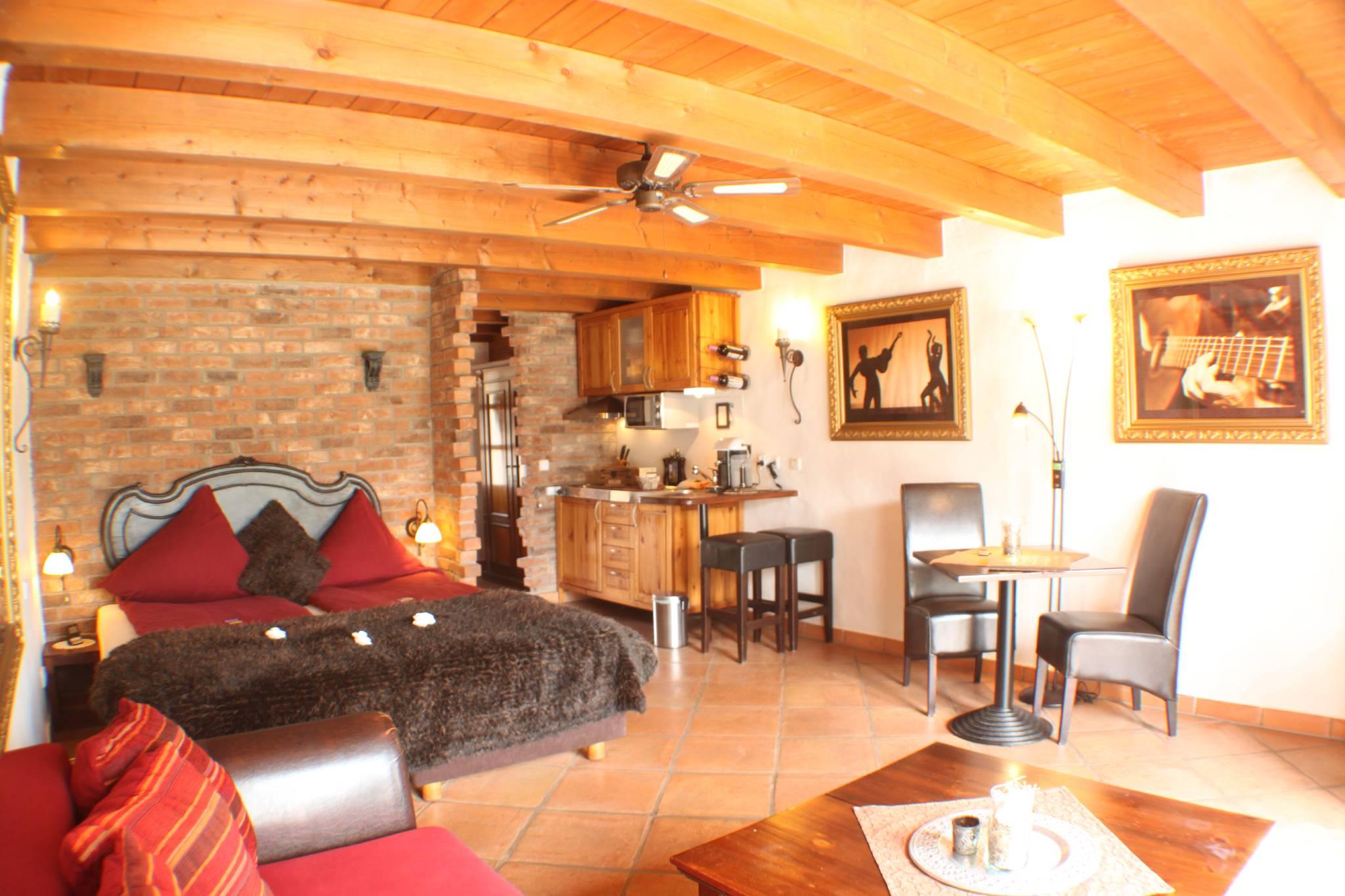 Wunderschöne Junior-Suite mit Terrasse