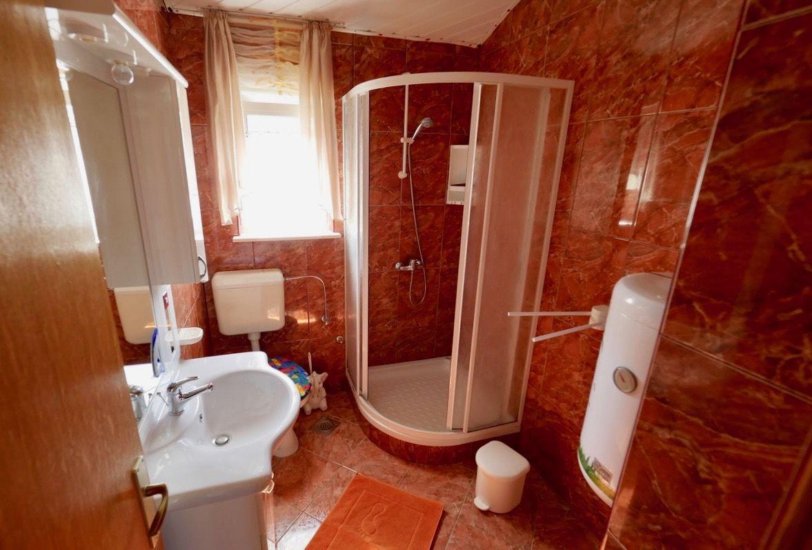 Eine vom Dusche,WC