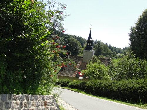 Kirchbergstraße in Lückendorf