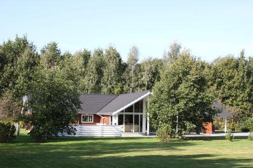 Ein Superhaus -Wald und viel Grünanlage