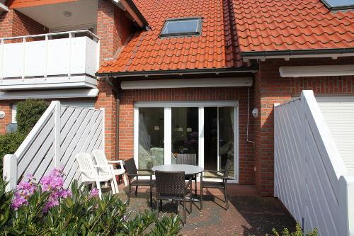 Terrasse für sonnige Stunden