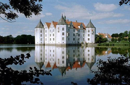 Das Wasserschloss Glücksburg
