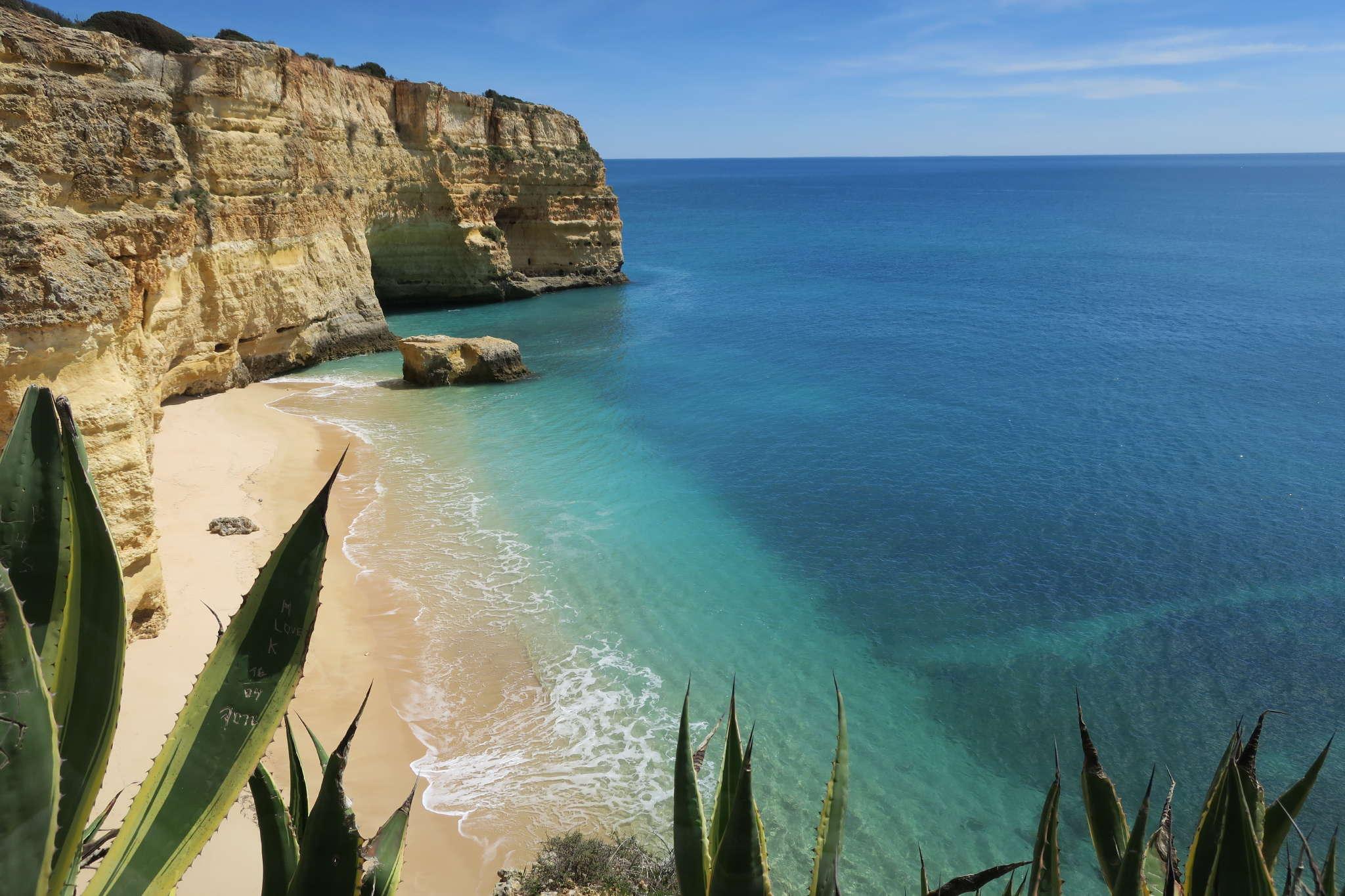 Praia do Carvalho --> mein Tipp
