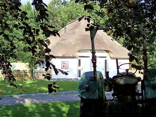 Zusatzbild Nr. 08 von Haubarg Sattlerhof - Ferienwohnung Luv