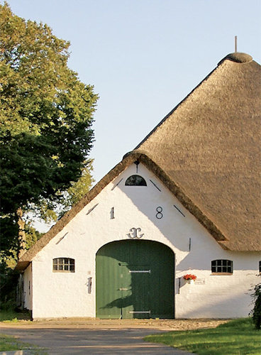 Zusatzbild Nr. 10 von Haubarg Sattlerhof - Ferienwohnung Lee