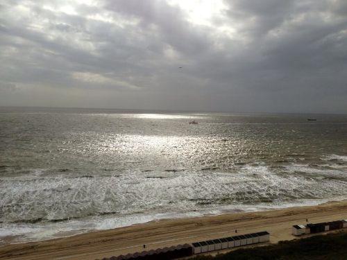 Bei jedem Wetter ist das Meer heilsam