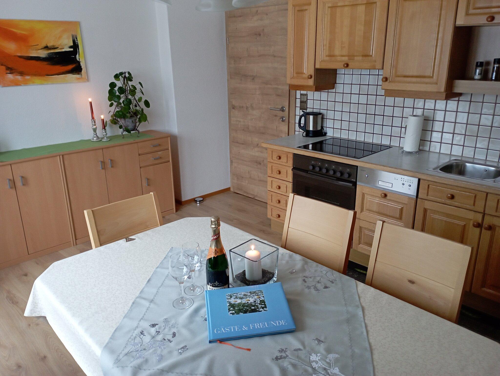 Eckbank in Küche
