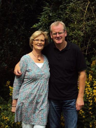 Vermieter Karen und Otto Clausen