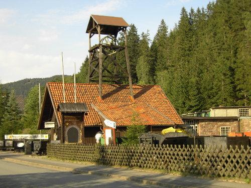 FW. Rose Lautenthal Bergwerksmuseum