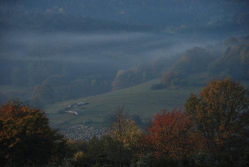 Frammersbach im Herbst