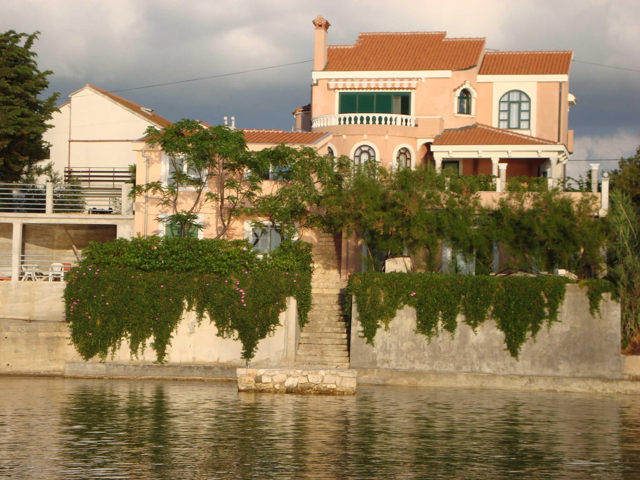 Blick von See