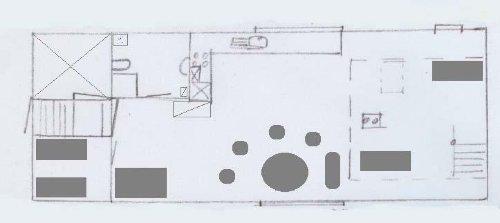 Atelier - Grundriss