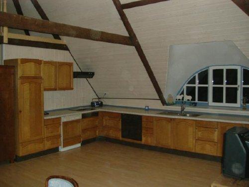 Atelier - Küche