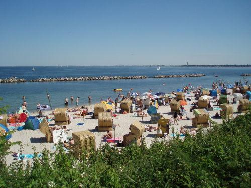 Strandleben Sommer 2012