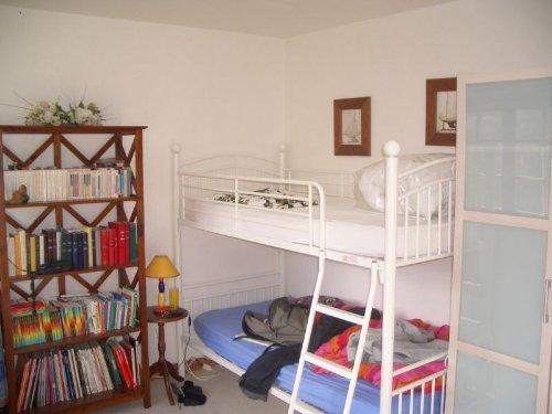 Schlafzimmer Obergeschoß Stockbett