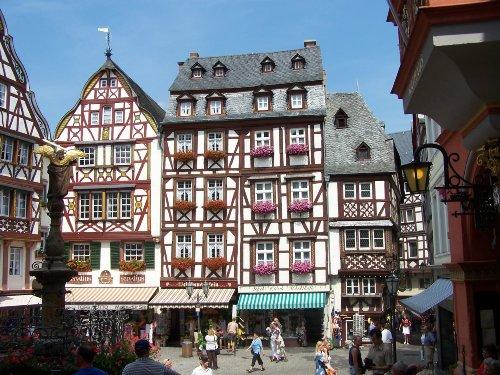 der Romantischen Marktplatz