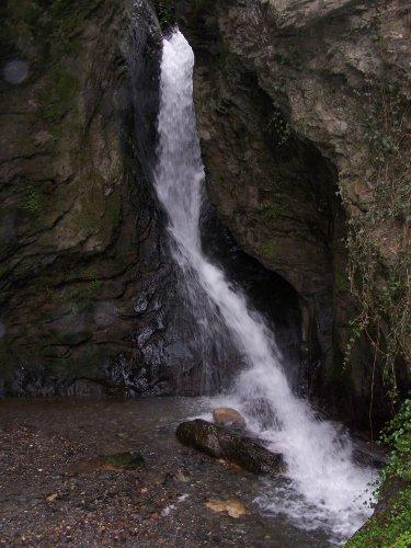 Bernkastel-Kues - Wasserfall