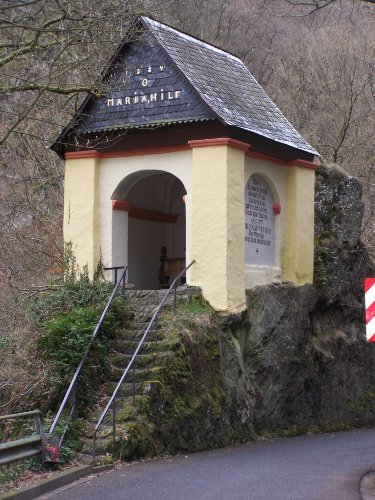 Bernkastel-Kues - Sankt-Anna Kapelle