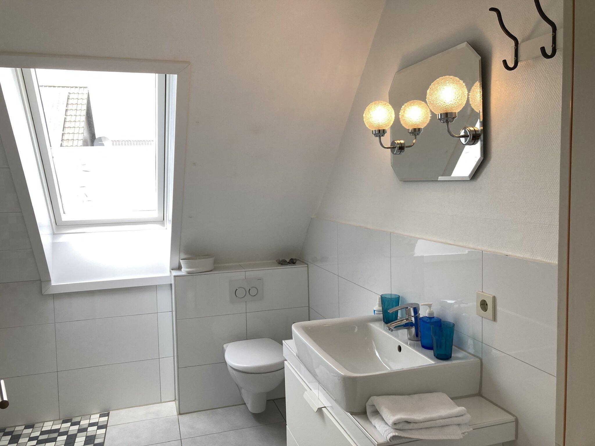 Strand, frische Luft, klares Wasser,