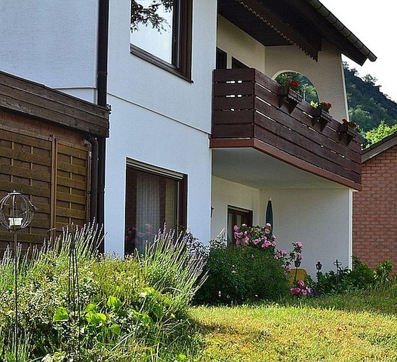 Haus Felsengarten in Kamp-Bornhofen