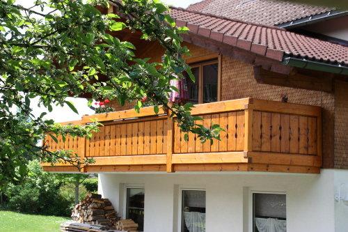 kl.kuschelige Wohnung mit gro�em Balkon