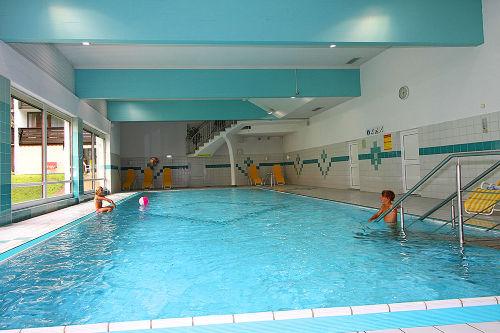 Hallenbad Appartementhaus Grubhof