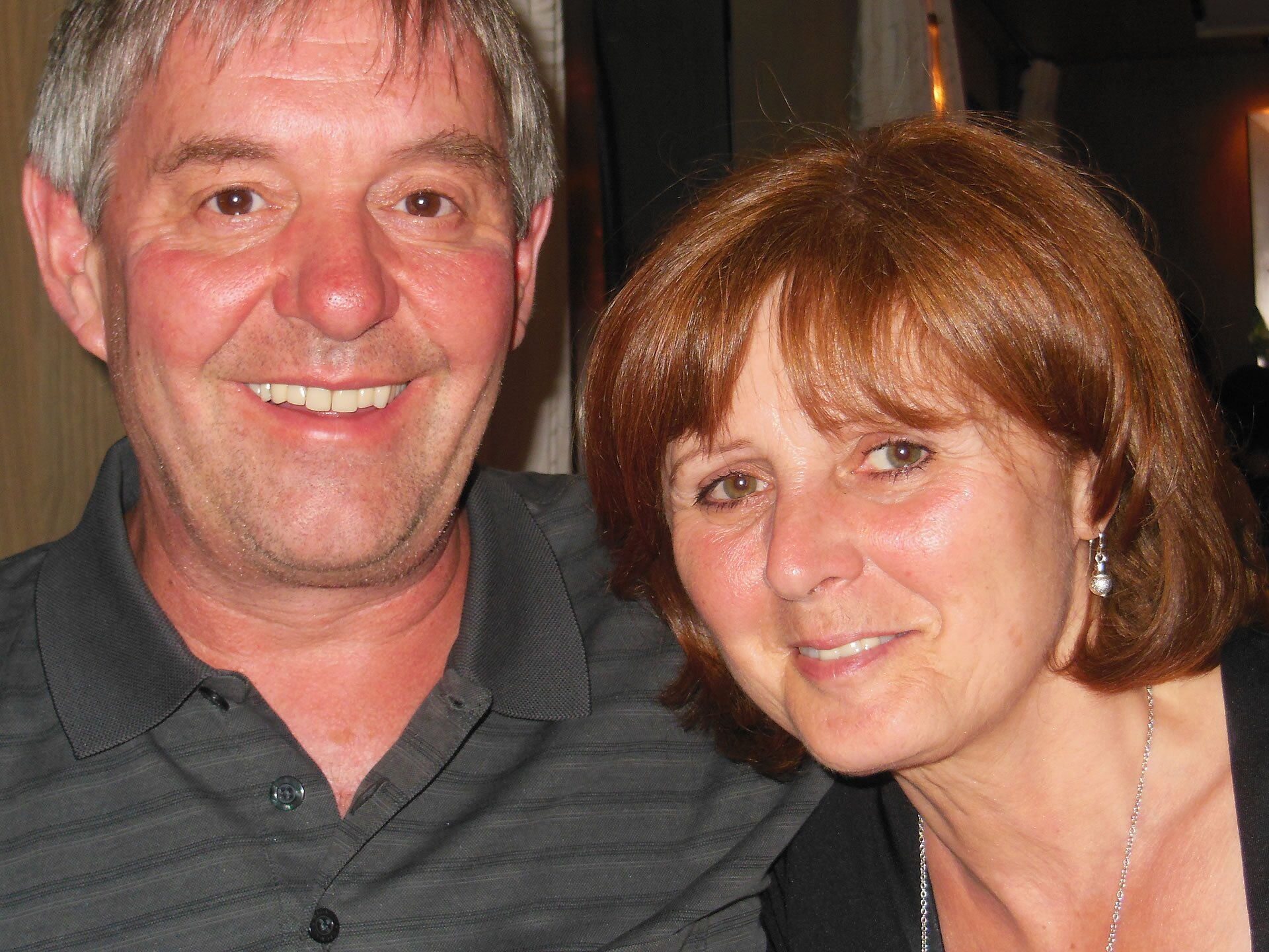 Christa und Berhard Scholz