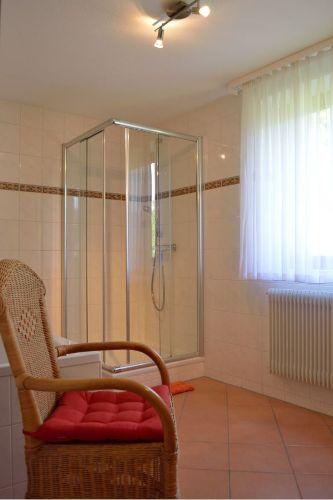Badezimmer: Ansicht Dusche