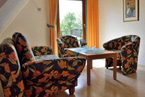Wohnzimmer: Sitzgruppe
