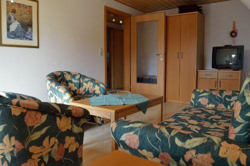 Wohnzimmer: Ansicht 2